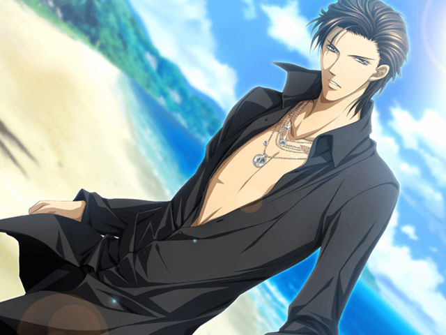 Top Ten Chicos Mas Sexy Del Anime