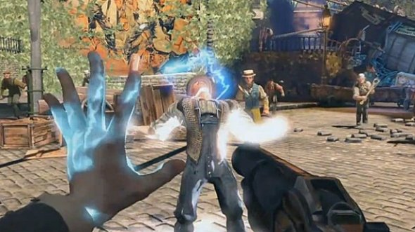 Bioshock Infinite VT
